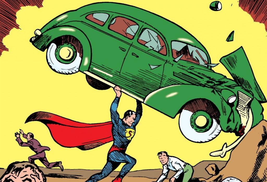 Comic Book Image